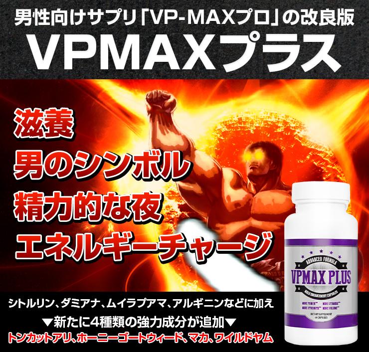 VPMAXプラス