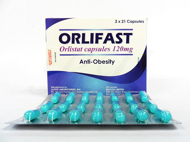 オルファ リスト ジェネリック オルリファスト(ORLIFAST)