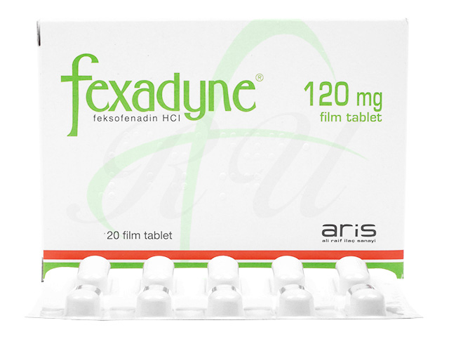フェクサディン(Fexadyne)