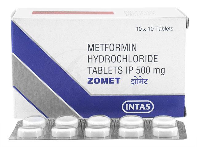 メトホルミン塩酸塩