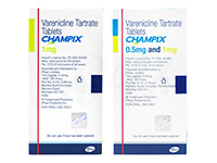 チャンピックススターターパック+チャンピックス(Champix)1mg28錠1箱