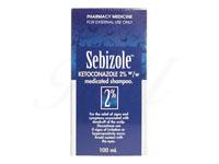 セビゾールシャンプー(Sebizole)2%