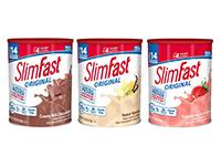 スリムファースト(Slim Fast)[ミルクチョコ味+バニラ味+ストロベリー味]