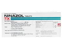 ニナゾル(Ninazol)200mg