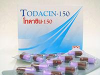 トダシン(Todacin)ジェネリックダラシン150mg