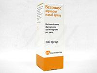 ベコナーゼ点鼻薬(BeconaseAqueousNasalSpray)