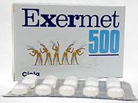 [メルビンジェネリック]エグザメット(Exermet)500mg