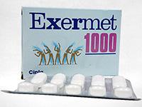 [メルビンジェネリック]エグザメット(Exermet)1000mg