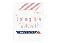 カブゴリン(Cabgolin) 0.5mg