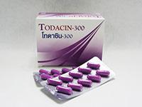 トダシン(Todacin)ジェネリックダラシン300mg