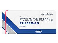 エチラーム(Etilaam)0.5mg