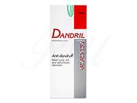 ダンドリルシャンプー(Dandril)2%