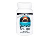 SourceNaturals・ブロッコリースプラウト(Broccoli Sprouts Extract)