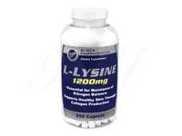 リジン1200mg(L-Lysine 1200mg)