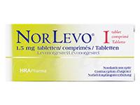 ノルレボ(NorLevo)1.5mg