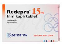レメロンジェネリック(Redepra)15mg