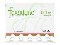 Fexadyne120mg