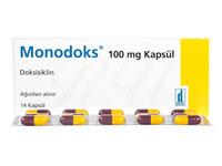 ビブラマイシンジェネリック100mg(Monodoks)