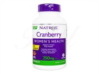 [NTR]クランベリー250mgファストディゾルブ(クランベリー)120錠 3本