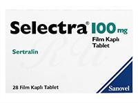 [ゾロフトジェネリック]セレクトラ(Selectra)100mg