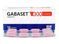 [ガバペンジェネリック]ガバセット(Gabaset)300mg