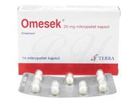 [オメプラールジェネリック]オメセック(Omesek)20mg