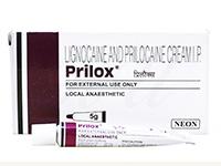 [エムラクリームジェネリック]プリロックス(Prilox)5%