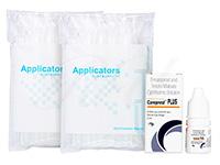 ケアプロストプラス0.03%(チモロールマイレン酸塩5%入り) + アプリケータ