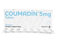 ワーファリンジェネリック5mg(Coumadin)