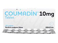 ワーファリンジェネリック10mg(Coumadin)