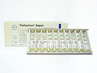【要同意書】テストビロンデポー 250mg/ml テストステロンエナント酸注射液