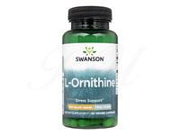Swanson Lオルニチンアミノ酸500mg60錠
