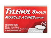 タイレノール(Tylenol) 8hr650mg