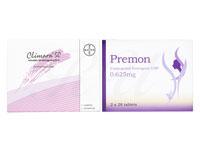 プレモン0.625mg+クリマラ50-4パッチ