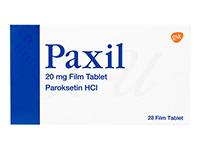 パキシル(Paxil)20mg