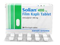 ソリアン(Solian)400mg