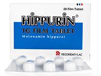 ヒプリン1g(メテナミン)