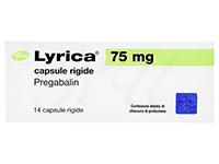 リリカ(Lyrica)75mg