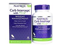 [Natrol] ホワイトキドニービーンカーボインターセプターサプリメント (White Kidney Bean Carb Intercept)
