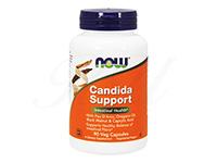 カンジダサポート (Candida Support) 【Now Foods社製】