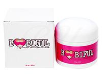 (バストアップ専用) ブレストエンハンスメントクリーム (Boobiful Breast Enhancement Cream) 60ml
