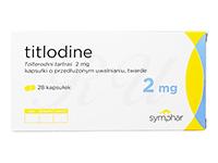 [デトルシトールジェネリック] トルテロジン(Titlodine) 2mg
