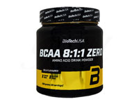 BCAA8:1:1ゼロ・コーラ味(ZeroCola)[BioTechUSA社製]