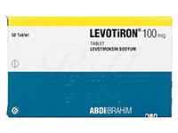 レボチロキシン(Levotiron)100mcg