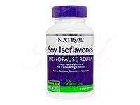 ソイイソフラボン(SoyIsoflavones)50mg[Natrol社製]