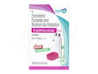 フォーモニドインヘラー(Formonide 200 Inhaler)200mcg120回分