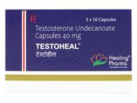 テストヒール(Testoheal)40mg