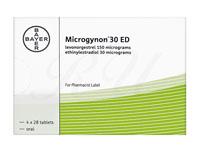 マイクロジノン30ED(Microgynon)
