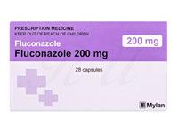 [ジフルカンジェネリック]フルコナゾール(Fluconazole)200mg