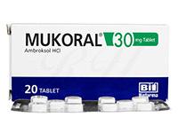 ムコラル(Mukoral)30mg